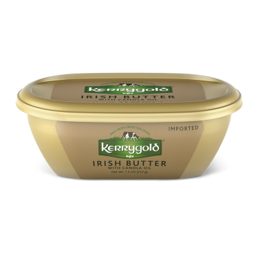 Irish Butter with Canola Oil